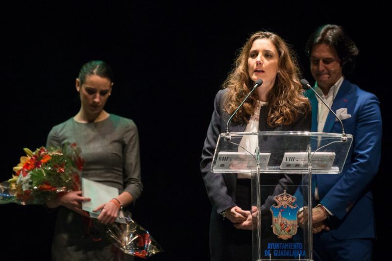 Raquel Sanz, viuda de Barrio